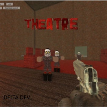 ZOMBIES: THEATRE 300,000+ VISITS!